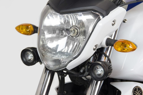 moto yamaha fz1.6 y fz2.0 kit de exploradoras led fire parts