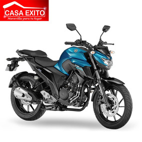 Moto Yamaha Fz25 Ano 2018 250cc Az Bl Ne