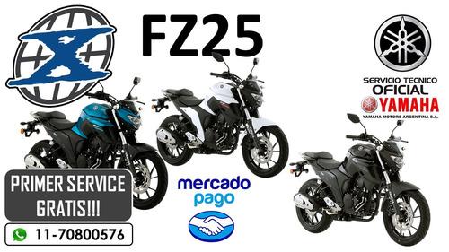 moto yamaha  fz25 - entrega inmediata - x-treme racing