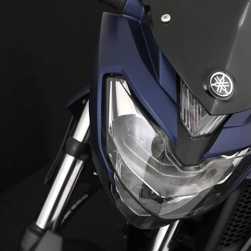 moto yamaha fz250 año 2020 250cc azul refrigerado por aire