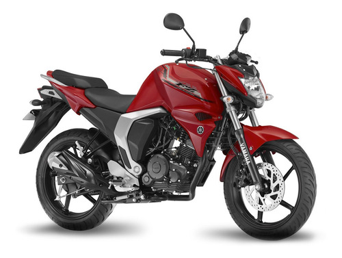 moto yamaha fzn 150 - descuento en efectivo
