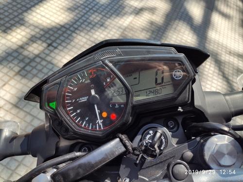 moto yamaha mt-03