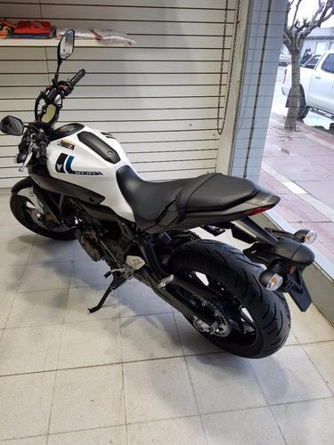 moto yamaha mt 07 0km 2017