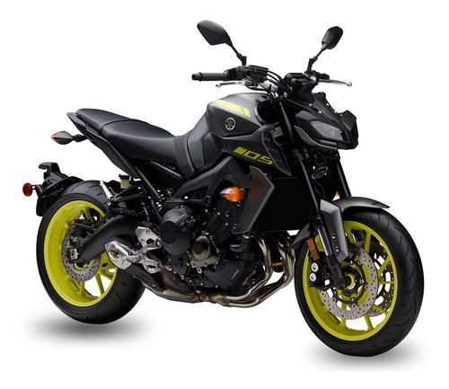 moto yamaha mt 09 - descuento en efectivo