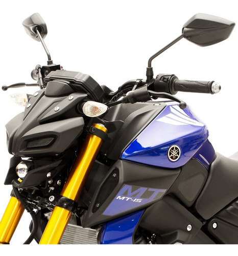moto yamaha mt 15