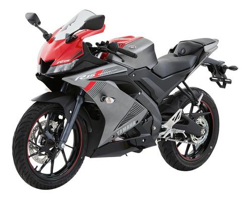 moto yamaha nueva r15