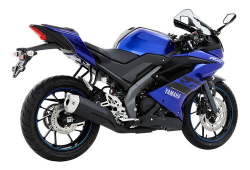 moto yamaha nueva r15 - casco de regalo