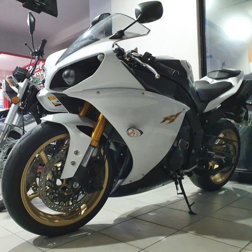 moto yamaha r 1 impecable 2012  23000km  permuta moto