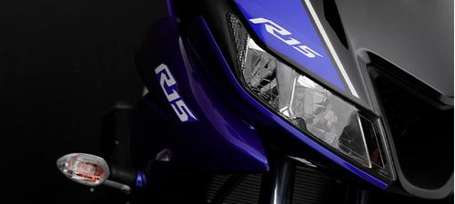 moto yamaha r 15 versión v 3.0   2020 financiada