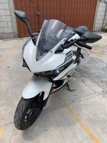moto yamaha r3 2018