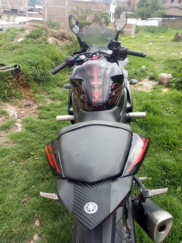 moto yamaha r3 año 2015