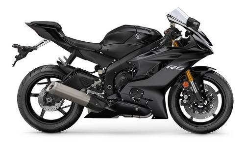 moto yamaha r6  modelo 2019 - casco de regalo