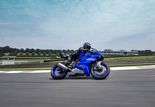 moto yamaha r6  modelo 2020 - descuento en efectivo