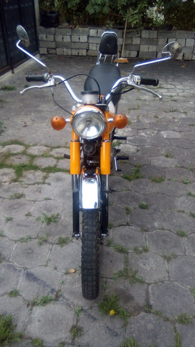 moto yamaha rs100
