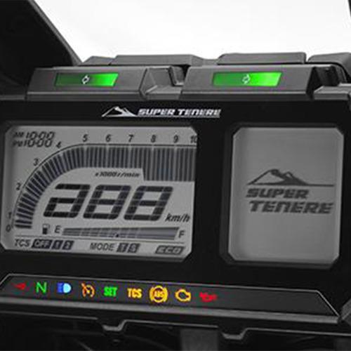 moto yamaha  supertenere 1200 0km 2019 gris