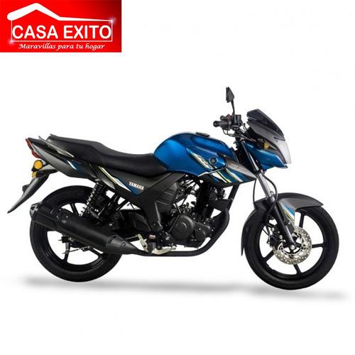 moto yamaha sz150 150cc año 2019 color ne/ az