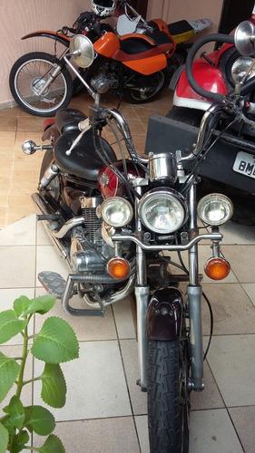 moto yamaha virago 250