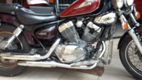 moto yamaha virago 250 ano 2001