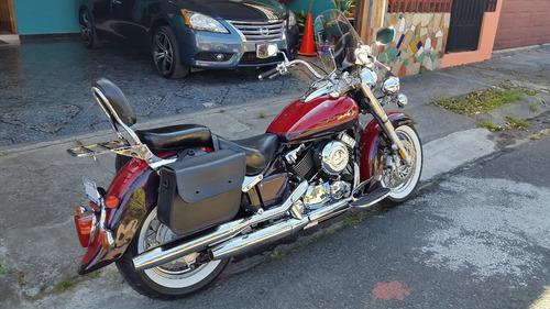 moto yamaha vstar classic
