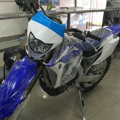 moto yamaha wr450 f nueva