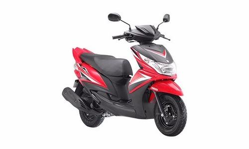 moto yamaha xc115b ray z  115cc año 2020 color ve/ az