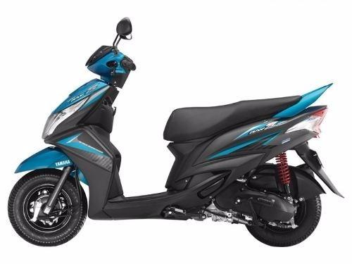 moto yamaha xc115b ray z año 2016 113cc