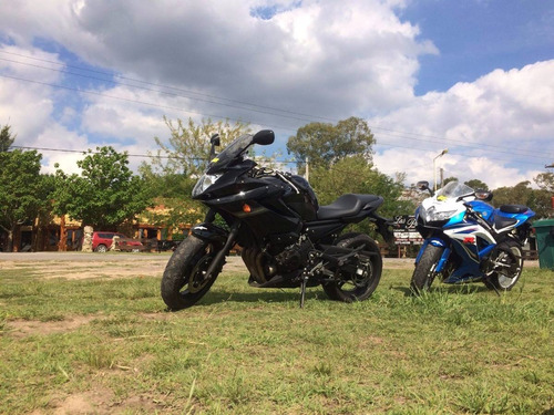 moto yamaha xj6 diversión s