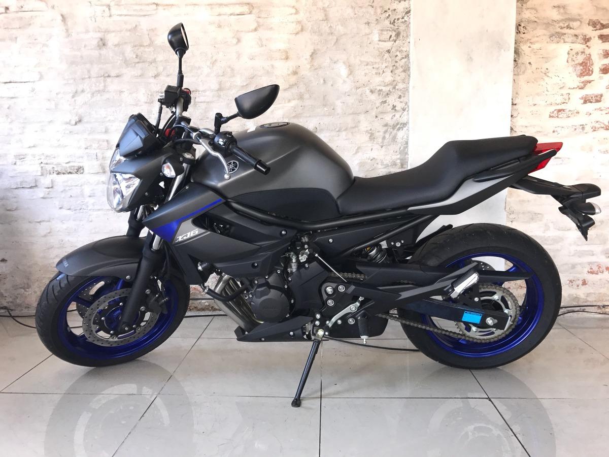 Moto Yamaha Xj6 N 4 Cilindros U S 16 500 En Mercado Libre
