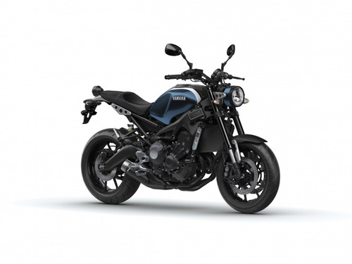 moto yamaha xsr900 0km 2017 azul