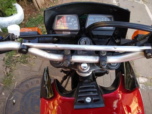 moto yamaha xt 600 e ano 98 preta - ler anuncio