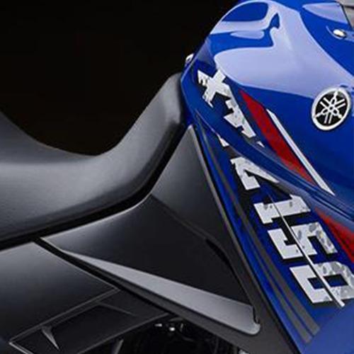 moto yamaha xtz 150 0km 2020 blanca