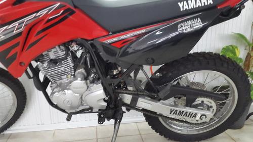 moto yamaha xtz 250 0km