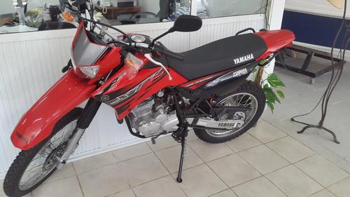 moto yamaha xtz 250