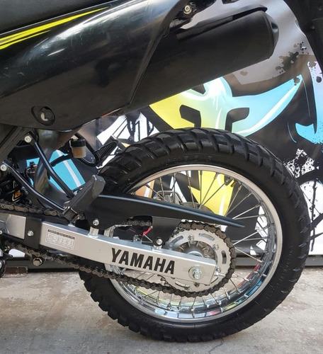 moto yamaha xtz 250 enduro