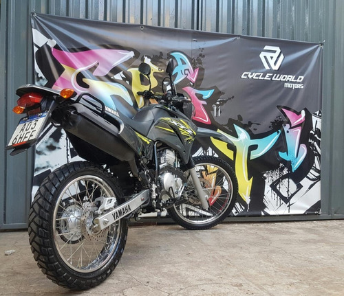moto yamaha xtz 250 enduro impecable 2017 1ra mano
