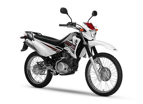 moto yamaha xtz125  año 2015 124cc