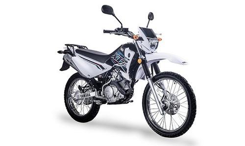 moto yamaha xtz125e 125cc año 2018