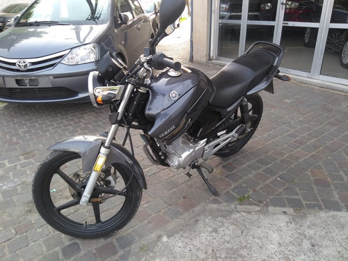 moto yamaha ybr 125 2013 automotores gps