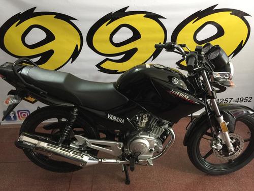 moto yamaha ybr 125