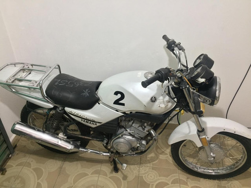 moto yamaha ybr 125c express