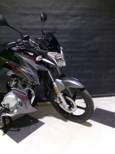 moto yamaha ybr 125z 0km 2018