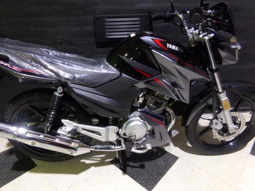 moto yamaha ybr