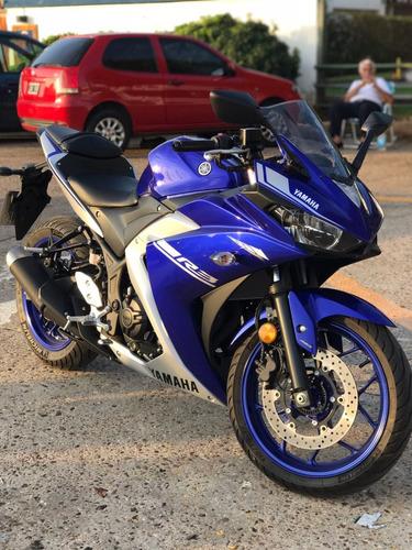 moto yamaha yfz r3 practicamente 0km!! 500 km!! oportunidad