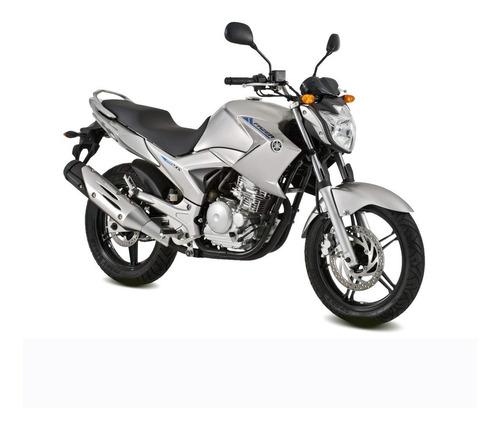 moto yamaha ys 250  fazer 0km 2018 rojo