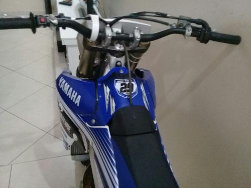moto yamaha yz 450f 2014 ( semi - nova )