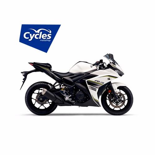 moto yamaha yzf moto yzfr3