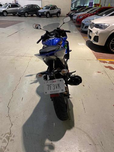 moto yamaha yzf r15 2017