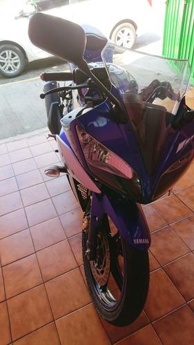 moto yamaha yzf r15