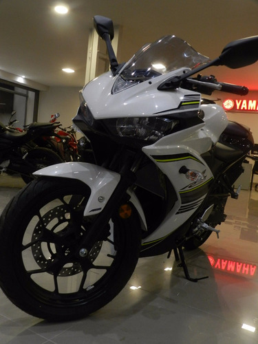 moto yamaha yzf-r3 financiación disponible
