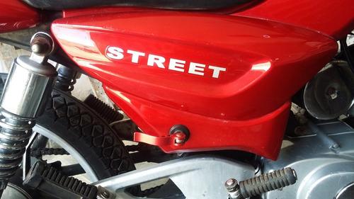 moto yamasaki 2012/2014 street emplacada super nova